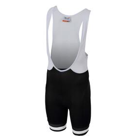 Sportful Tour 2.0 Bib Shorts Kinderen, zwart/wit